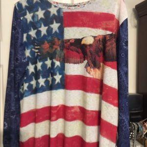 Lane Bryant long sleeve shirt. Size 18/20